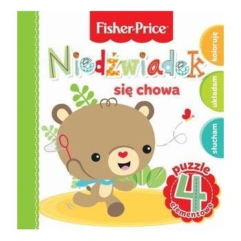 Fisher Price Puzzle...