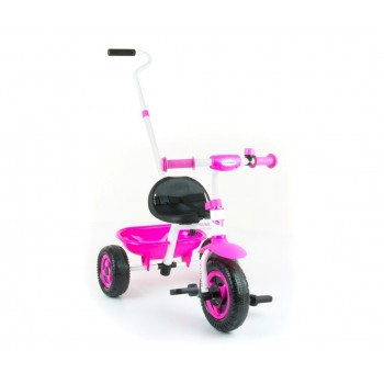 Milly Mally Rowerek Turbo Pink