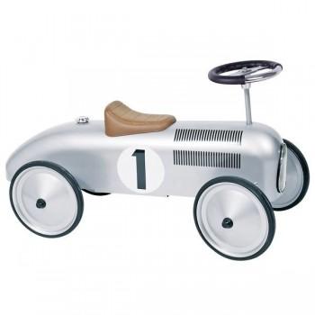 Jeździk retro wyścigowy...
