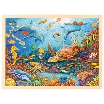 Puzzle - Rafa Koralowa