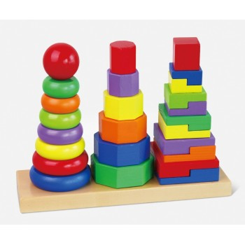 Viga 50567vg - 3 Piramidki