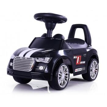 Milly Mally Pojazd Racer Black