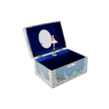 Pozytywka niebieska balerina