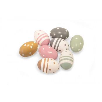 Marakas drewniany jajko -...