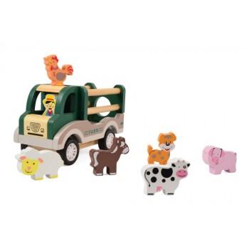 Ciężarówka farmera