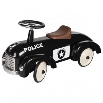 Jeździk wyścigowy czarny...