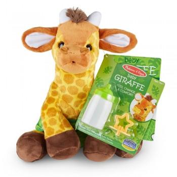 Dziecko żyrafy -...