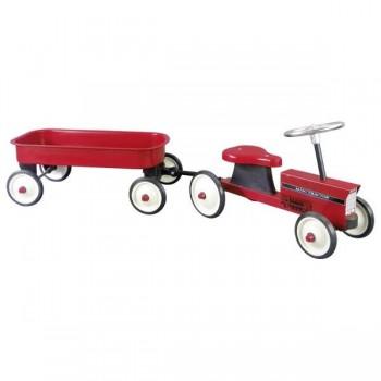 Traktor dla dzieci metalowy...
